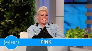 P!nk Jokes Her Career Is the 'Longest Fluke in History'