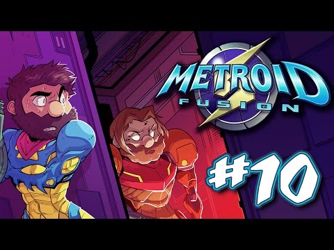 Metroid | Let's Play Ep. 10: How Many Times? | Super Beard Bros.
