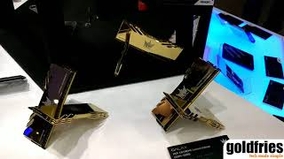 GALAX HOF Extreme Limited Edition DDR4-5000 Memory Module at Computex 2018
