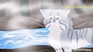 Коты Воители Крутобок и Серебрянка
