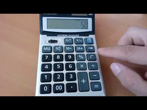 100% способ вычислить квадратный корень из 50-ти