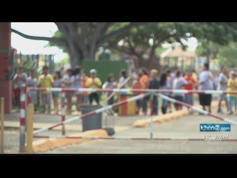 D.C. Company Tips Police To Maui School Threat
