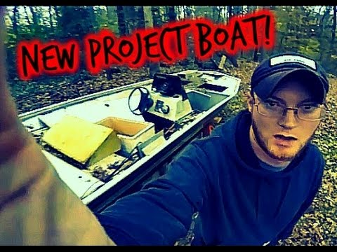 New Project Boat!
