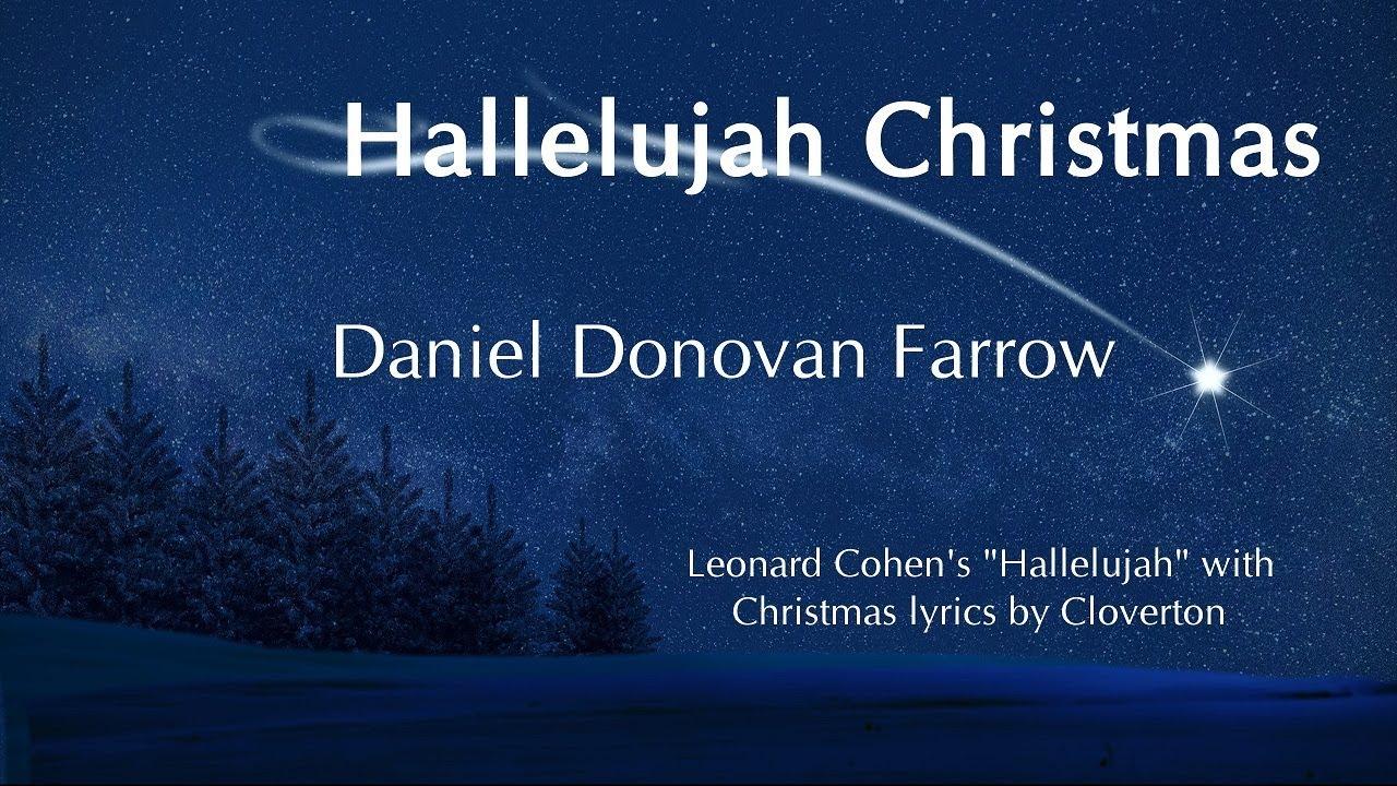 Hallelujah Christmas Lyrics.Hallelujah Christmas