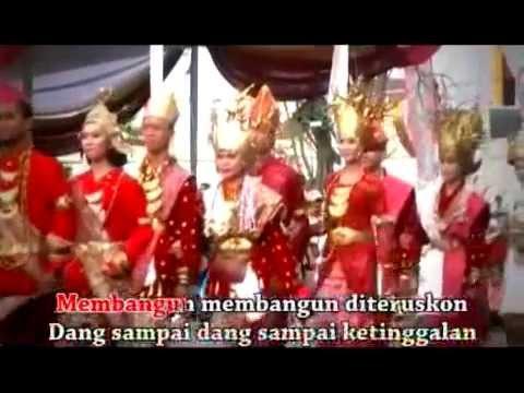Lagu Lampung Mega Poetra SR