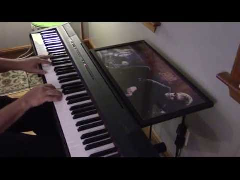 Blue Eyes (Elton John) Jump Up cover by Manny Sousa