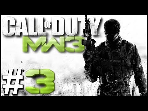 Call of Duty: Modern Warfare 3 | Part 3 | Mind the Gap, Davis Family Vacation, Goalpost