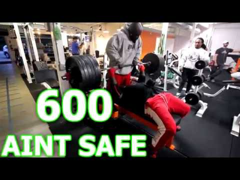 600-aint-safe-bench-prs-all-day-|-go-heavy-or-go-home-bench-mondays-|-team-motivation