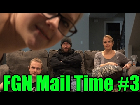 FGN Crew Fan Mail Time #3 February 5th 2017