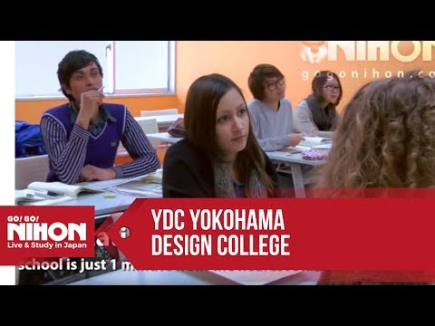 YDC: Yokohama Design College (横浜デザイン学院) - Presented by Go! Go! Nihon