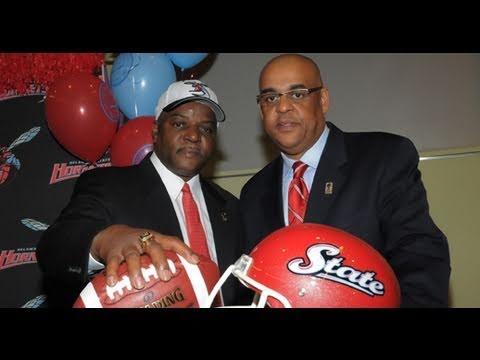 WDSU-TV: DSU Names New Hornet Football Coach