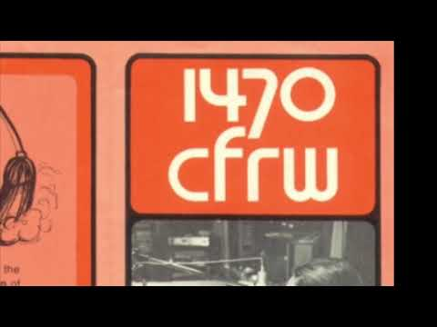 CFRW 1290 Winnipeg - Bobby Day FIRST SHOW - March 1979