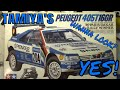 Luka's Kits #17 Tamiya's 1 24 Peugeot 405T Rally Race Car