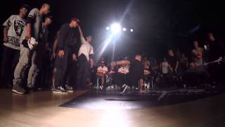 2015 Freestyle Crew Battle  高雄聯隊 vs BZHD 決賽