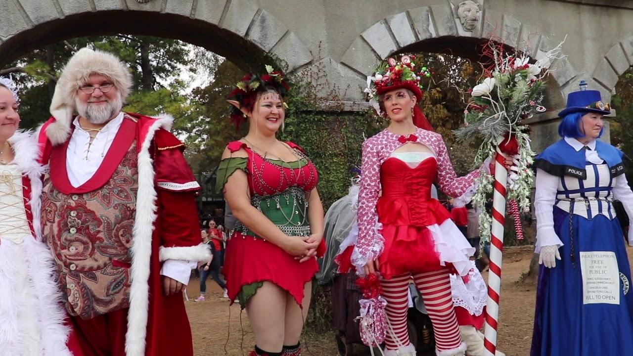 Texas Renaissance Festival 2020.Texas Renaissance Festival Celtic Christmas Celebration
