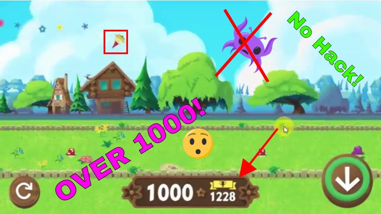 Garden Gnome Game OVER 1000!   Google Doodles Gameplay!