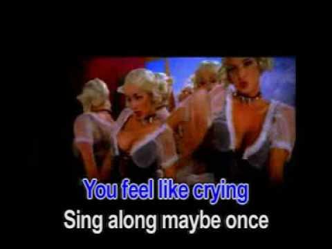 Sha la la la la  Vengaboys Karaoke