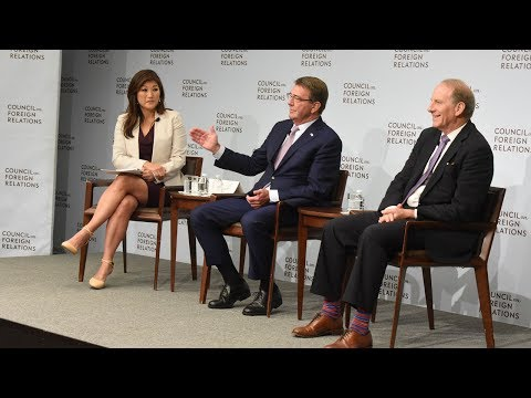Ash Carter and Richard Haass Discuss Vice: A World in Disarray