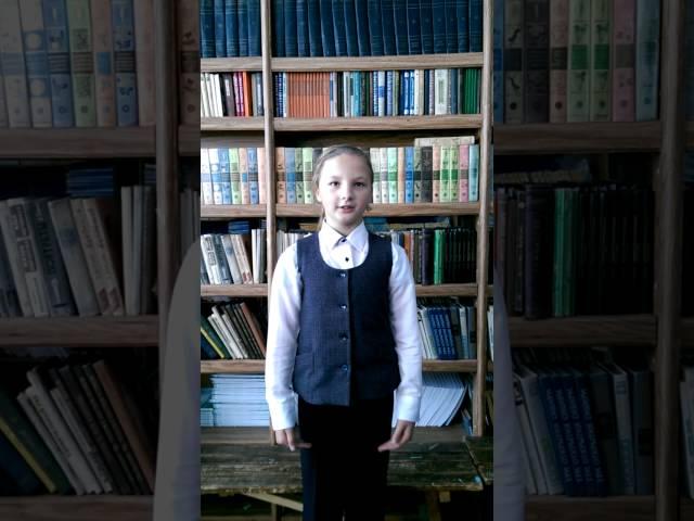 Изображение предпросмотра прочтения – АнастасияБеззубова читает произведение «Лебедь, Рак и Щука» И.А.Крылова