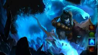 Repeat youtube video Spirit Guard Udyr Login Screen and Music - You Get To Select Your Login Screen