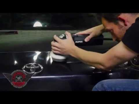 How To: Rupes Bigfoot Duetto & Mini Dual-Action Polishing Scion FRS