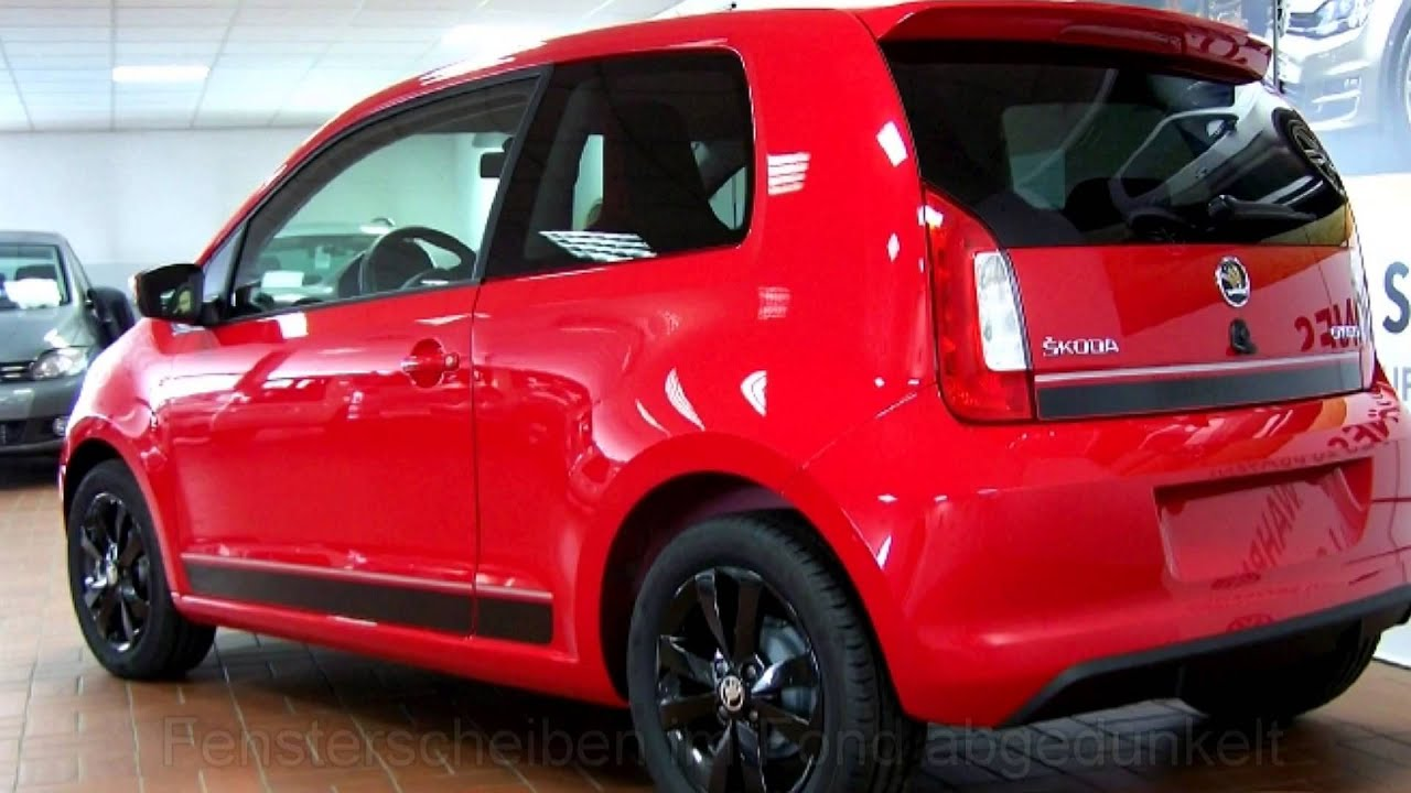 skoda citigo 1 0 sport ed629865 tornadorot autohaus. Black Bedroom Furniture Sets. Home Design Ideas