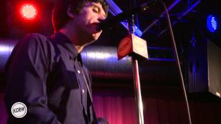 "Johnny Marr performing ""How Soon Is Now?"" Live at KCRW"