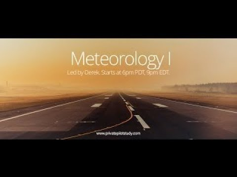 Meteorology I, March 1st