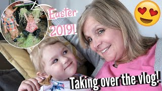 TODDLER & GRANDMA DAY! + Easter Special 2019!