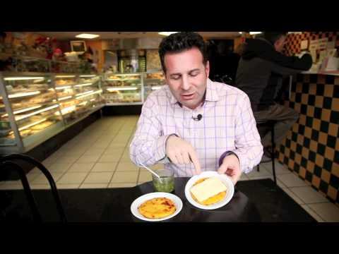 Something You Should Eat: Arepas at Mekato's Bakery