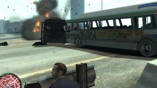 GTA 4 - Война с полицейской хунтой