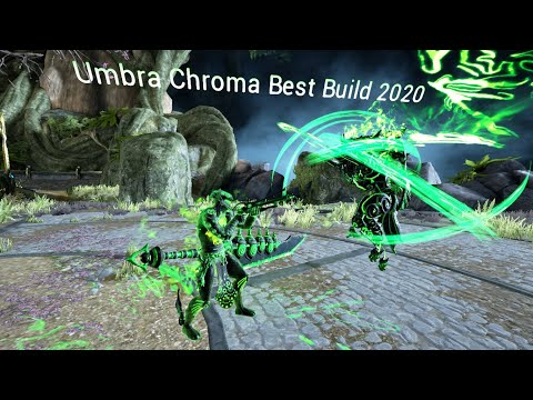 Warframe Guide: Umbra Chroma Prime Best Build (2020)
