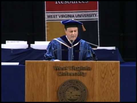 WVU Commencement 2010: College of Engineering and Mineral Resources