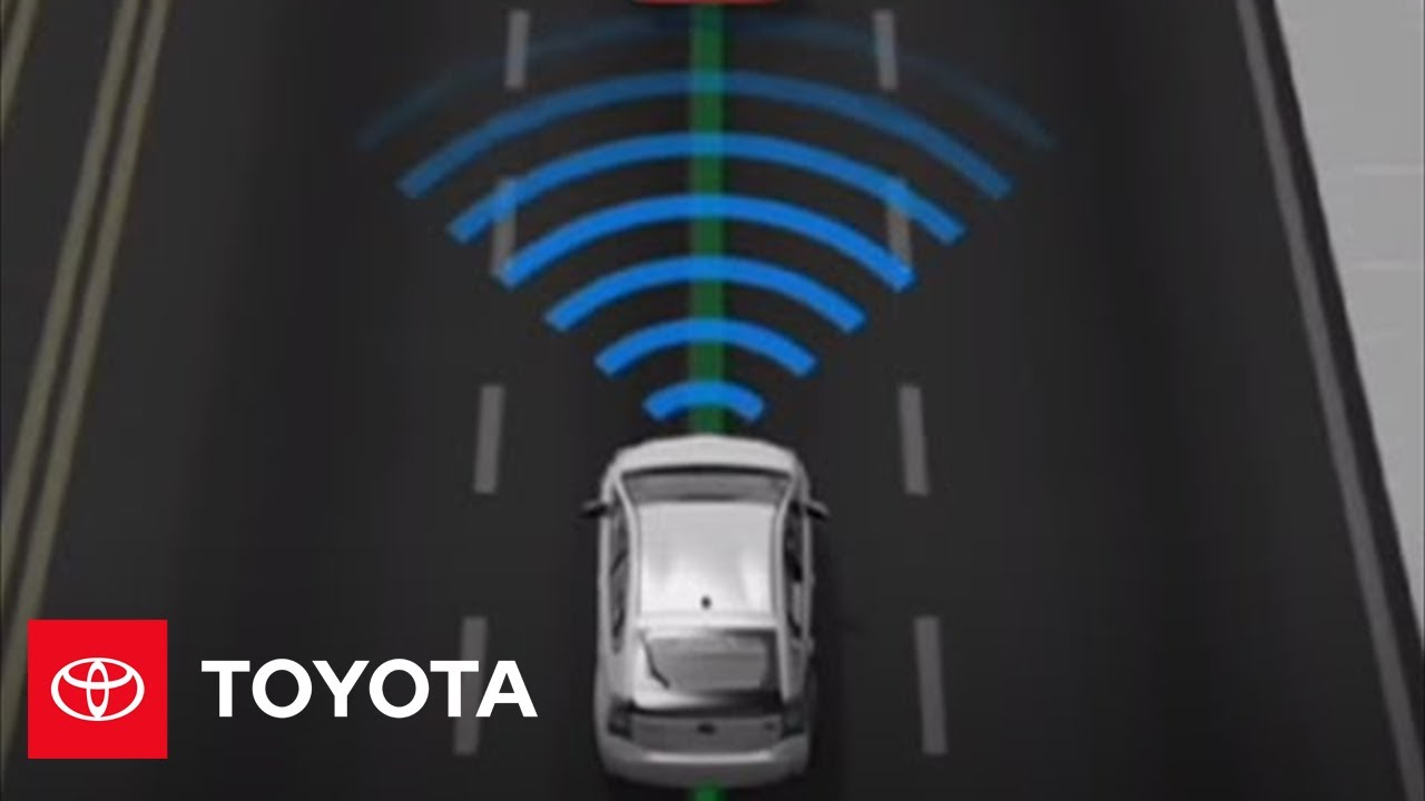 2010 Prius How-To: Lane Keep Assist (LKA) Lane Departure Control | Toyota