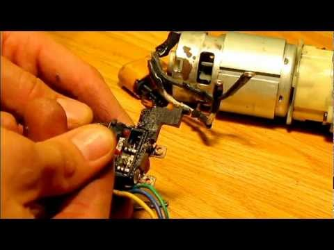 cordless drill complete teardown and rebuild explanations cordless drill complete teardown and rebuild explanations 1 2