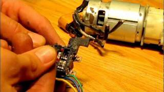 Cordless drill - Complete teardown and rebuild, with explanations (1/2)