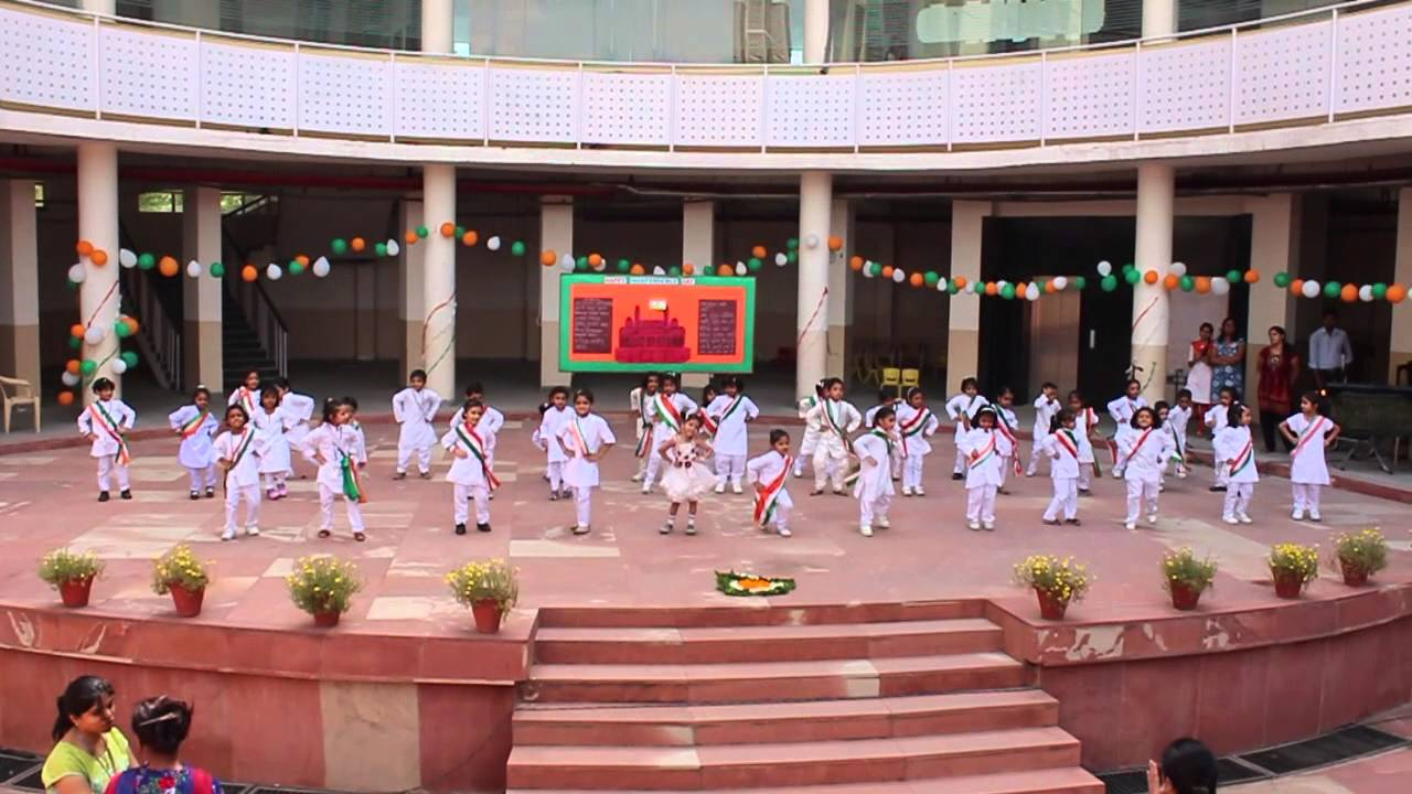GIIS Independence Day Special Assembly