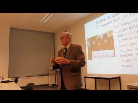 Islamic Revivalism with John O Voll p1