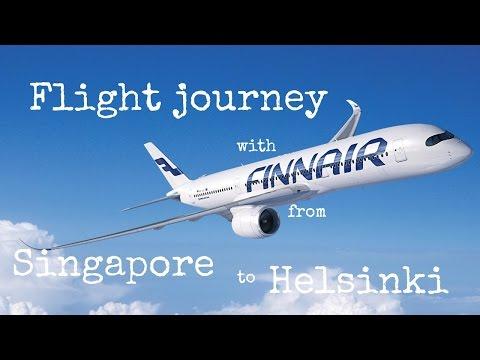 Finnair flight journey from Singapore to Helsinki (passenger review)