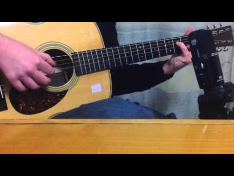 zoom h2n acoustic guitar test
