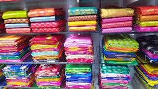 Vigneshwara Silks Saree Collection || Erragadda Branch
