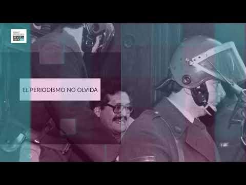 Video convocatoria 6° versión Premio Periodismo, Memoria y Derechos Humanos