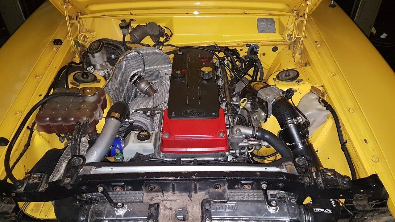 Barra conversion loom - Penfield Auto Wreckers