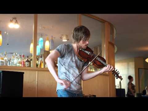 Traditional Halling tune - Fanitullen