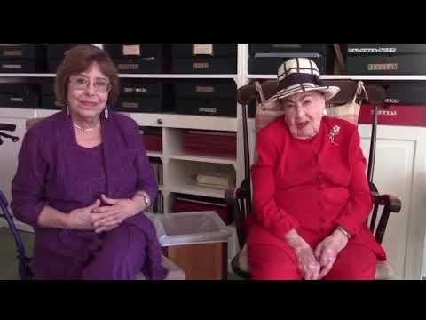 Eleanor Sokoloff with Susan Starr Interview Excerpt with Dr. Karen Walwyn