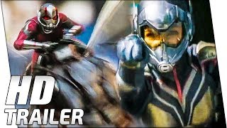 ANT MAN AND THE WASP Trailer | MARVEL 2018