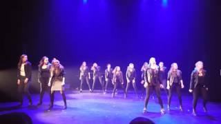 Odeon Theater Zwolle, 14 maart 2016
