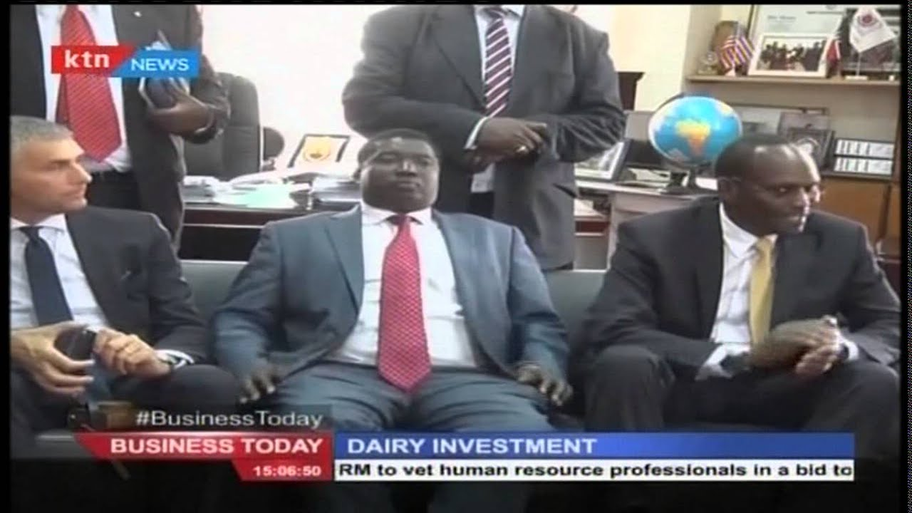 Ktn Business Today  5th August  2015