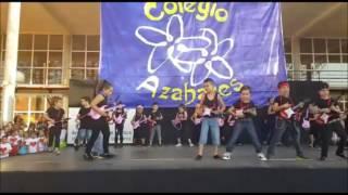 Montaje Baile  1º B   Rock en la plaza del pueblo
