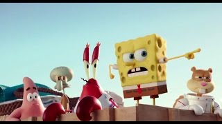 The Spongebob Movie: Sponge Out of Water - Official Trailer #1 (2015) Tom Kenny